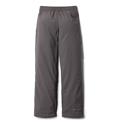Boys' Silver Ridge™ Pull-On Pants Silver Ridge™ Pull-On Pant | 023 | L, City Grey, back