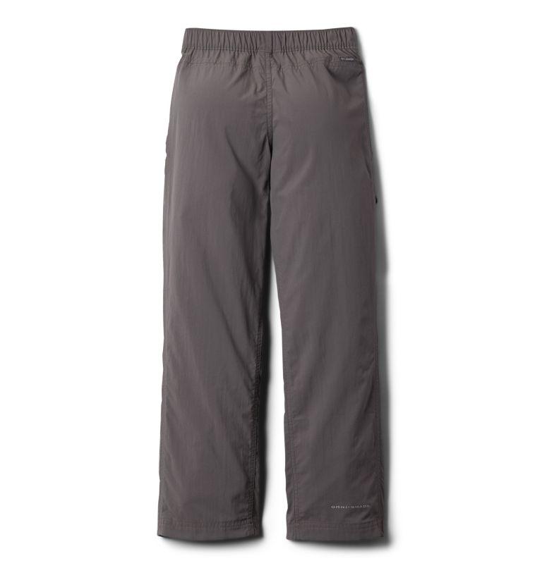 Silver Ridge™ Pull-On Pant   023   XL Boys' Silver Ridge™ Pull-On Pants, City Grey, back