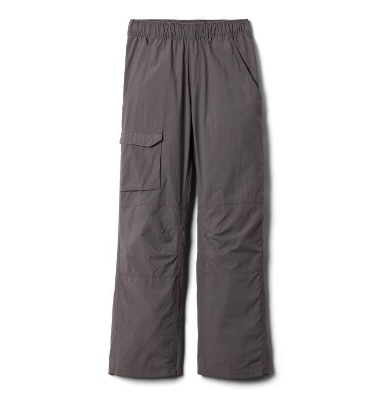 Silver Ridge™ Pull-On Pant   023   XL Boys' Silver Ridge™ Pull-On Pants, City Grey, front