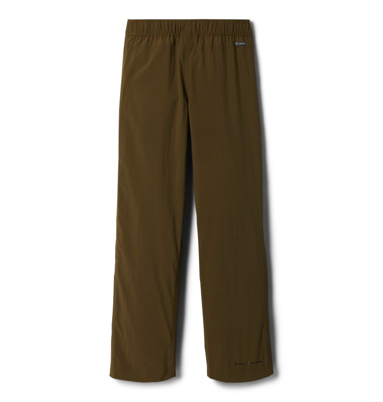 Silver Ridge™ Pull-On Pant | 327 | S Boys' Silver Ridge™ Pull-On Pants, New Olive, back