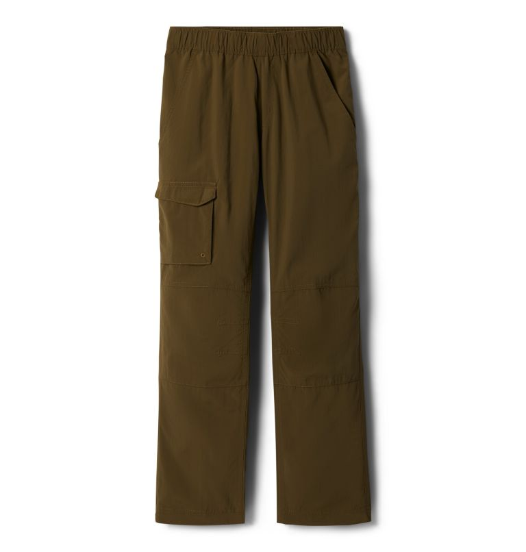 Silver Ridge™ Pull-On Pant | 327 | S Boys' Silver Ridge™ Pull-On Pants, New Olive, front
