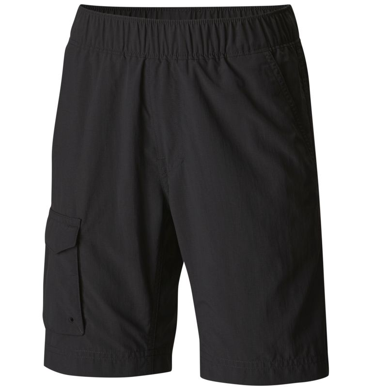 Boys' Silver Ridge™ Pull-On Shorts Boys' Silver Ridge™ Pull-On Shorts, front