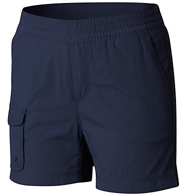 Shorts Silver Ridge™ Pull-on para Niña Silver Ridge™ Pull-On Short | 627 | L, Nocturnal, front