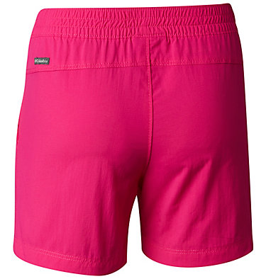 Girls' Silver Ridge™ Pull-On Shorts Silver Ridge™ Pull-On Short | 627 | L, Haute Pink, back