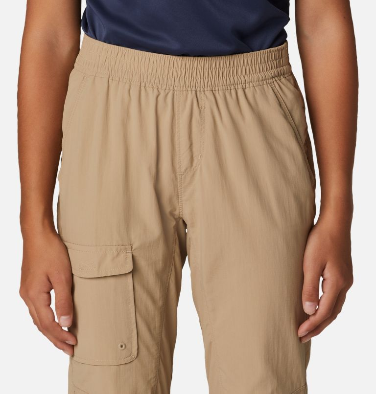 Girls' Silver Ridge™ Pull-On Banded Pant Girls' Silver Ridge™ Pull-On Banded Pant, a2