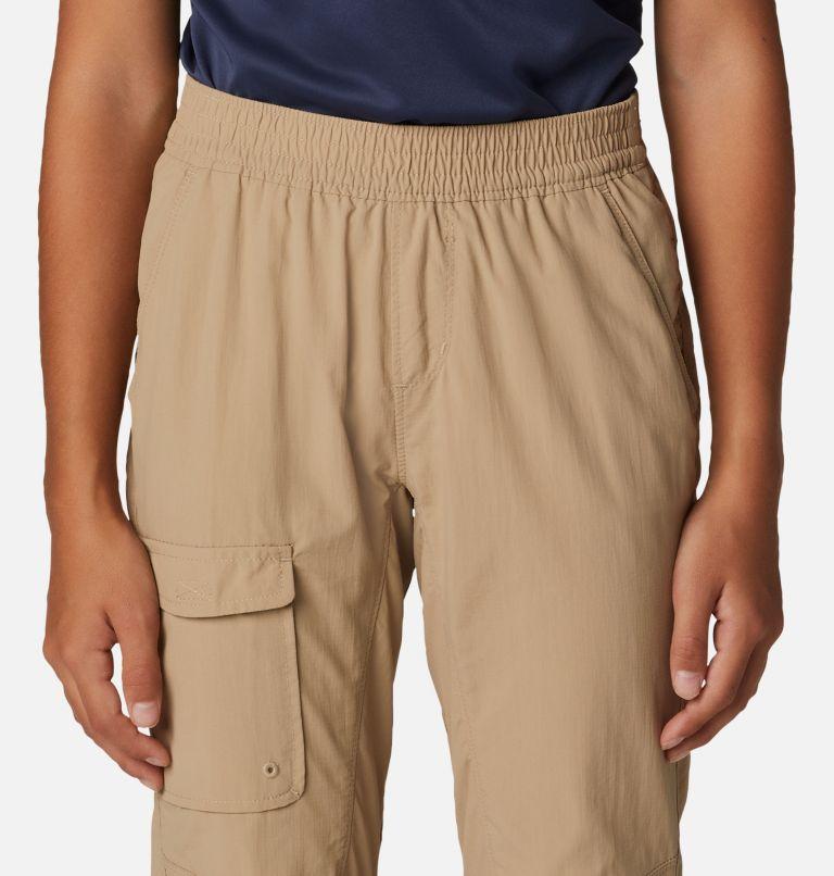 Girls' Silver Ridge™ Pull-On Banded Pant Girls' Silver Ridge™ Pull-On Banded Pant, a2