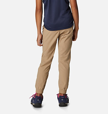 Girls' Silver Ridge™ Pull-On Banded Pant Silver Ridge™ Pull-On Banded Pant | 265 | L, British Tan, back