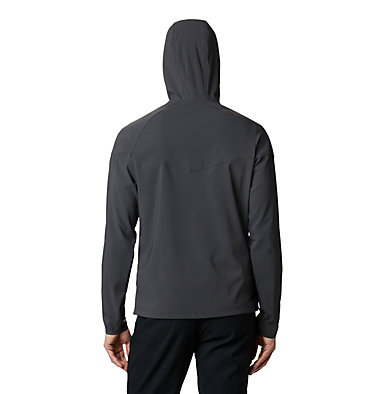 Giacca softshell Heather Canyon™ da uomo Heather Canyon™ Jacket | 316 | XXL, Shark, back