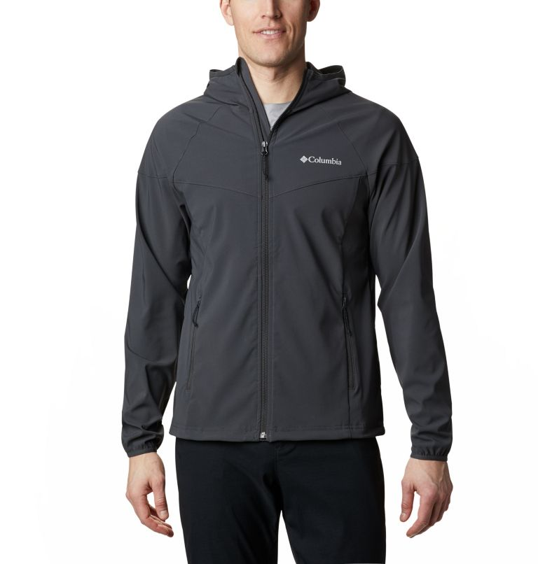 Giacca softshell Heather Canyon™ da uomo Giacca softshell Heather Canyon™ da uomo, front