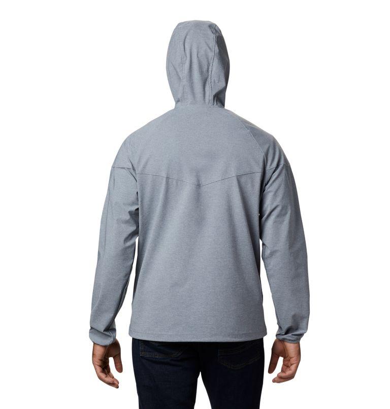 Heather Canyon™ Softshell-Jacke für Herren Heather Canyon™ Softshell-Jacke für Herren, back