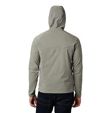 Men's Heather Canyon™ Softshell Jacket Heather Canyon™ Jacket | 316 | XXL, Cypress Heather, back
