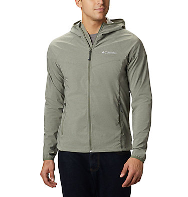 Giacca softshell Heather Canyon™ da uomo Heather Canyon™ Jacket | 316 | XXL, Cypress Heather, front