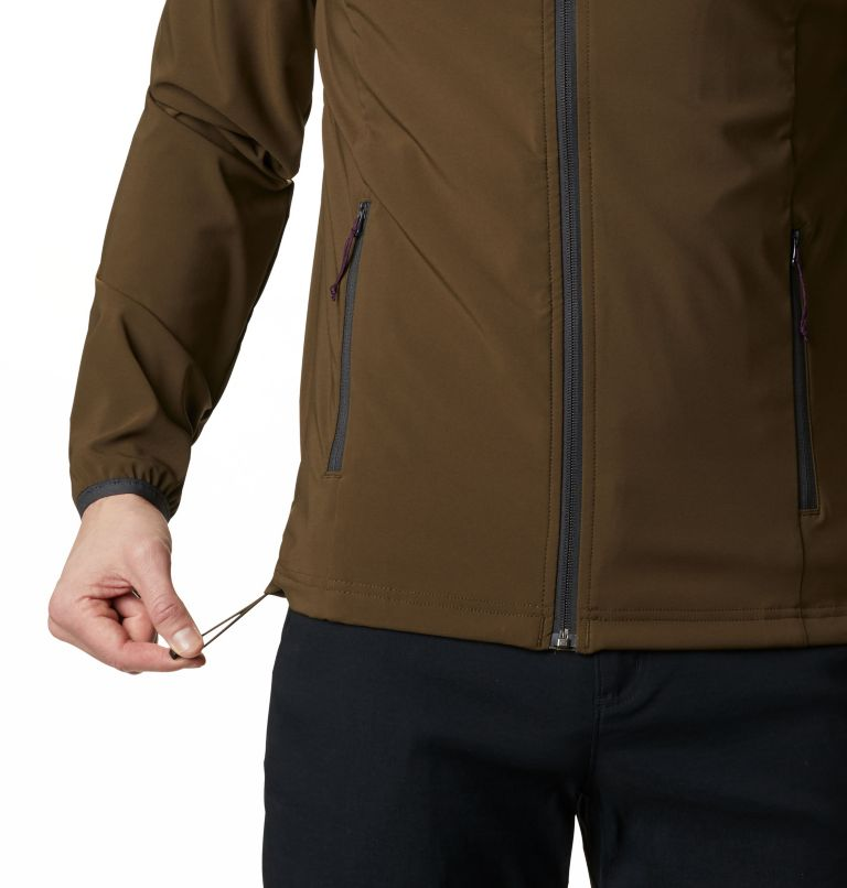 Men's Heather Canyon™ Softshell Jacket Men's Heather Canyon™ Softshell Jacket, a4