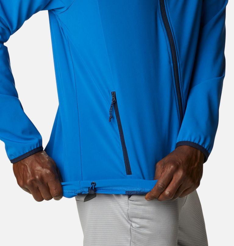 Men's Heather Canyon™ Softshell Jacket Men's Heather Canyon™ Softshell Jacket, a4