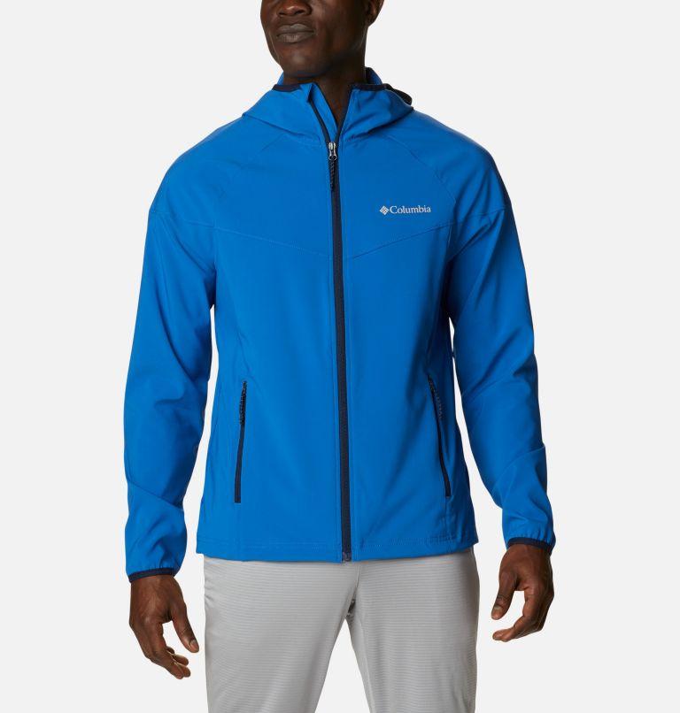 Men's Heather Canyon™ Softshell Jacket Men's Heather Canyon™ Softshell Jacket, a5