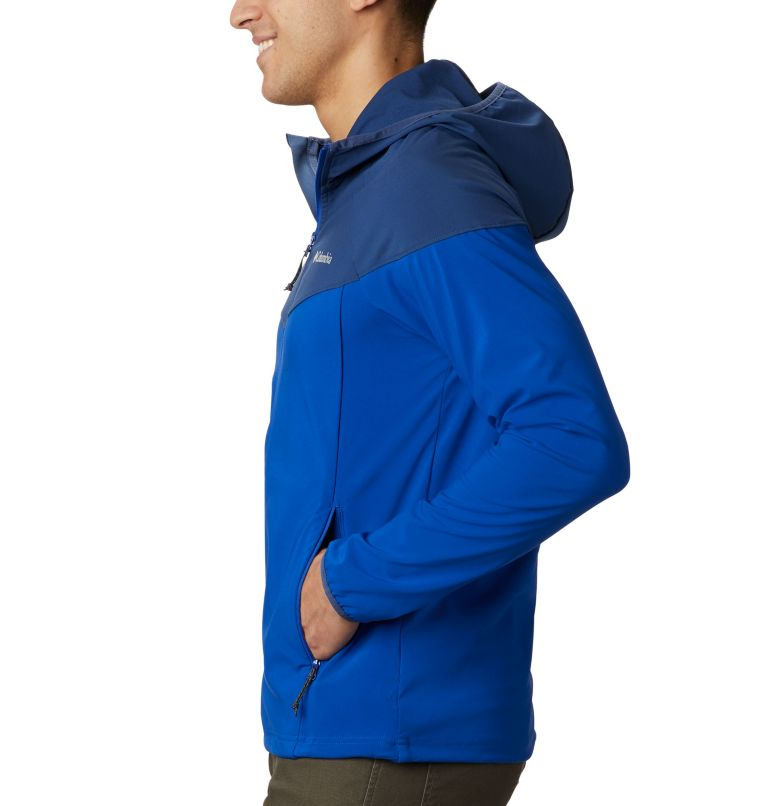 Men's Heather Canyon™ Softshell Jacket Men's Heather Canyon™ Softshell Jacket, a1