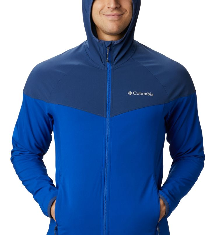 Men's Heather Canyon™ Softshell Jacket Men's Heather Canyon™ Softshell Jacket, a2