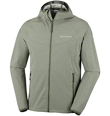 Softshell Heather Canyon™ Homme – Grandes tailles , front