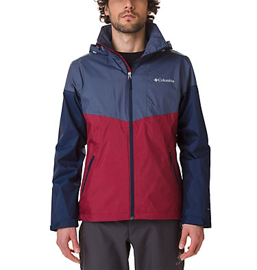 Men's Inner Limits™ Jacket Inner Limits™ Jacket | 014 | XXL, Red Jasper, Dark Mountain, front