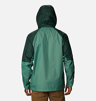 Men's Watertight™ Trek Jacket Watertight™ Trek Jacket | 369 | L, Thyme Green, Spruce, back