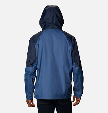 Men's Watertight™ Trek Jacket Watertight™ Trek Jacket | 369 | L, Night Tide, Collegiate Navy, back