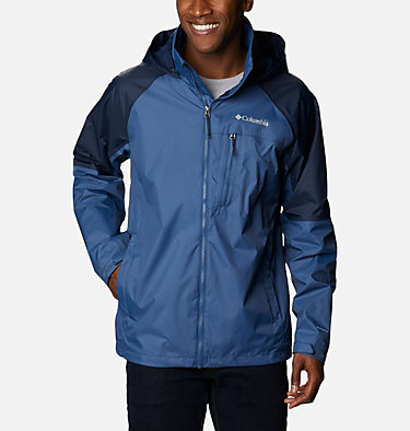 Men's Watertight™ Trek Jacket Watertight™ Trek Jacket | 369 | L, Night Tide, Collegiate Navy, front