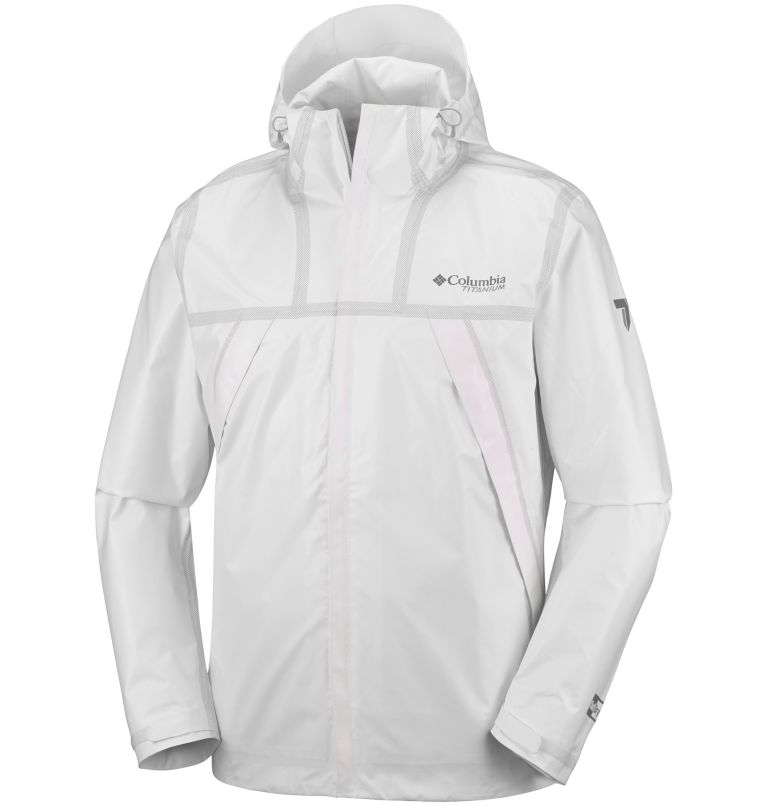 Men's OutDry™ Ex ECO Tech Shell Men's OutDry™ Ex ECO Tech Shell, front
