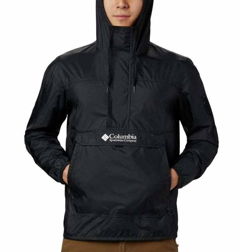 Challenger™ Windbreaker | 010 | XXL Men's Challenger™ Windbreaker, Black, a1