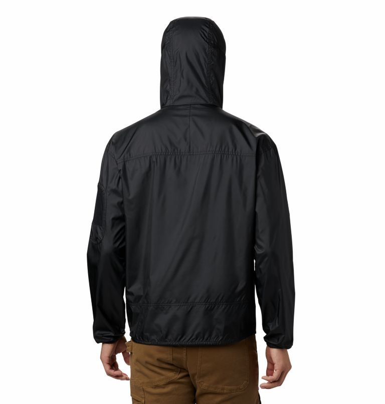Challenger™ Windbreaker | 010 | XXL Men's Challenger™ Windbreaker, Black, back