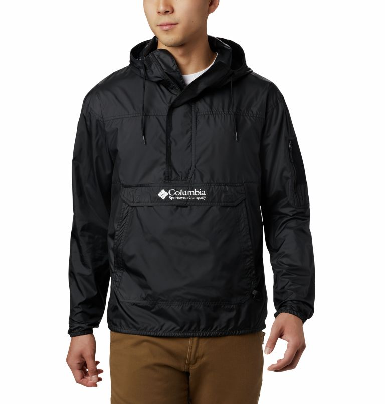 Challenger™ Windbreaker | 010 | XXL Men's Challenger™ Windbreaker, Black, front