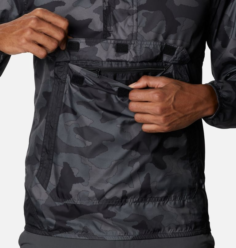 Challenger™ Windbreaker | 015 | L Coupe-vent Challenger™ Homme, Black Trad Camo, Black, a4