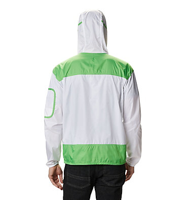 Men's Challenger™ Windbreaker Challenger™ Windbreaker | 010 | L, White, back