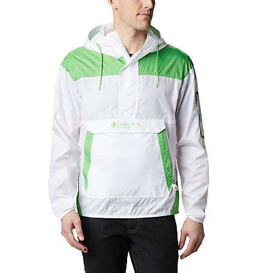 Men's Challenger™ Windbreaker Challenger™ Windbreaker | 010 | L, White, front