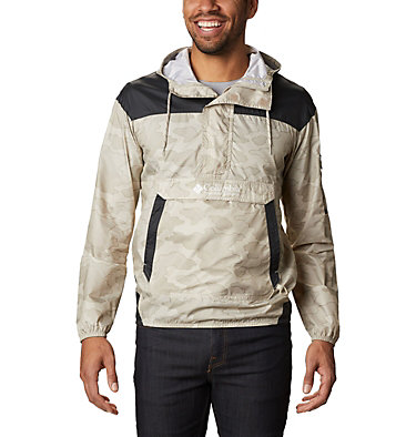 Coupe-vent Challenger™ Homme Challenger™ Windbreaker | 010 | L, Fossil Camo Gradient, Shark, front