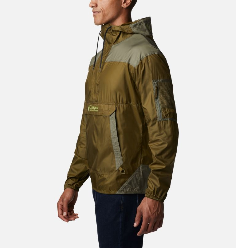 Challenger™ Windbreaker | 328 | XL Men's Challenger™ Windbreaker, New Olive, Stone Green, a1