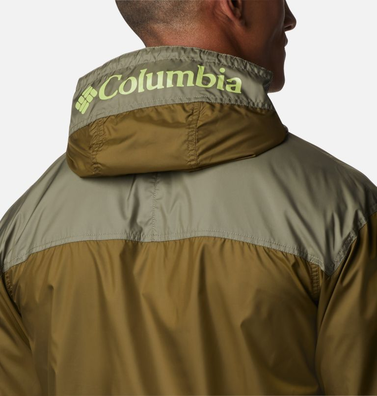 Challenger™ Windbreaker | 328 | XL Men's Challenger™ Windbreaker, New Olive, Stone Green, a3