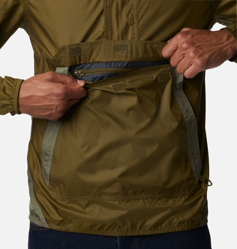 Challenger™ Windbreaker | 328 | XL Men's Challenger™ Windbreaker, New Olive, Stone Green, a4
