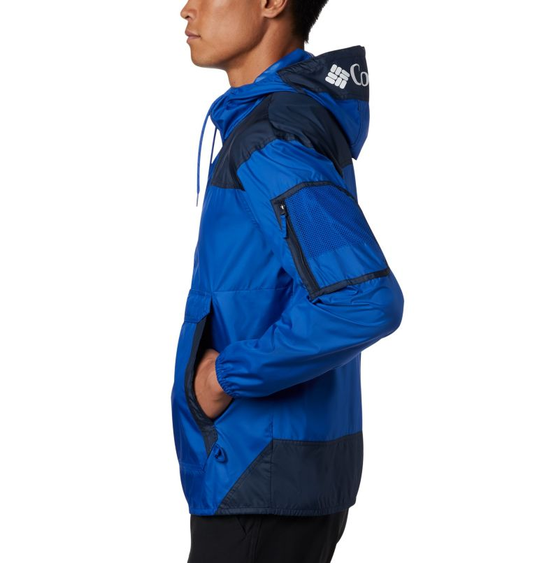 Challenger™ Windbreaker | 439 | M Men's Challenger™ Windbreaker, Azul, Collegiate Navy, a1