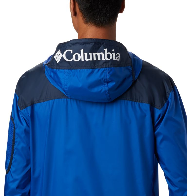 Challenger™ Windbreaker | 439 | M Men's Challenger™ Windbreaker, Azul, Collegiate Navy, a2