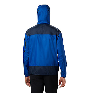 Men's Challenger™ Windbreaker Challenger™ Windbreaker | 010 | L, Azul, Collegiate Navy, back