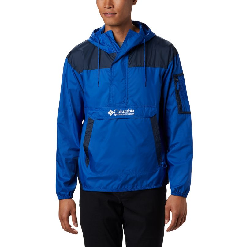Challenger™ Windbreaker | 439 | M Men's Challenger™ Windbreaker, Azul, Collegiate Navy, front