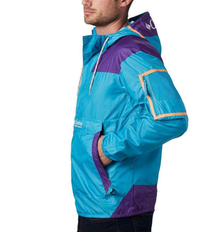 Challenger™ Windbreaker | 450 | XXL Coupe-vent Challenger™ Homme, Clear Water, Vivid Purple, a1