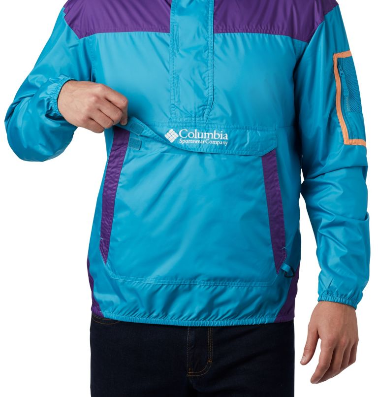 Challenger™ Windbreaker | 450 | XXL Men's Challenger™ Windbreaker, Clear Water, Vivid Purple, a2