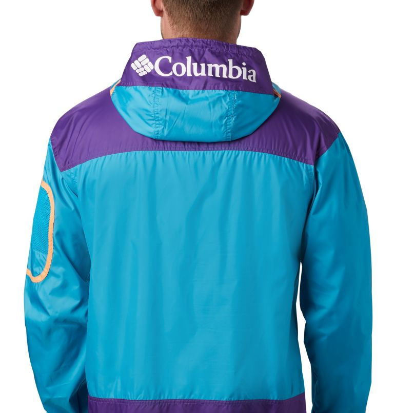 Challenger™ Windbreaker | 450 | XXL Men's Challenger™ Windbreaker, Clear Water, Vivid Purple, a3