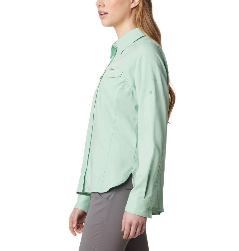 Silver Ridge™ Lite Long Sleeve Shirt | 384 | XL Women's Silver Ridge™ Lite Long Sleeve, New Mint, a1