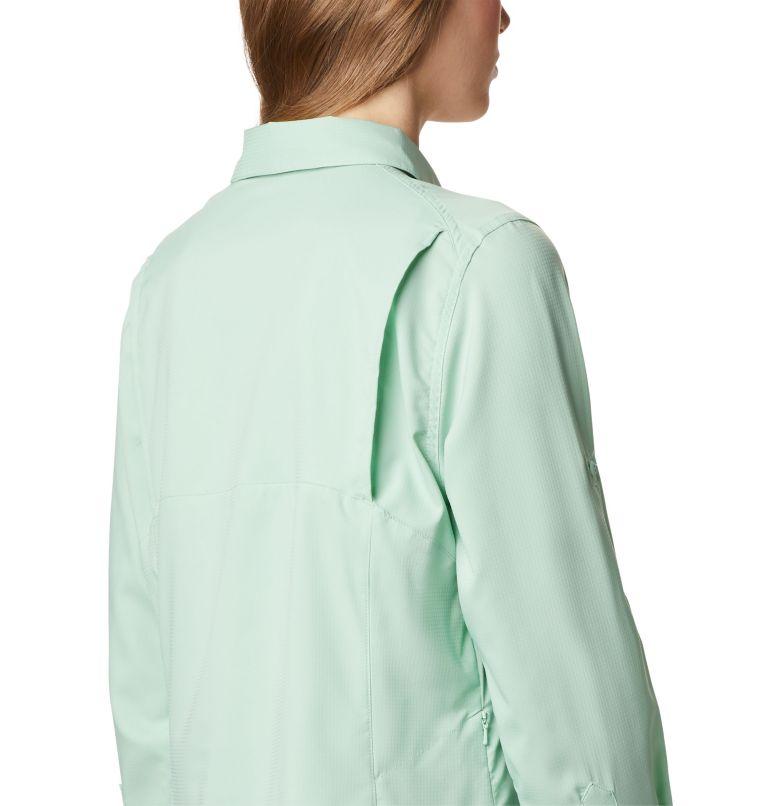 Silver Ridge™ Lite Long Sleeve Shirt | 384 | XL Women's Silver Ridge™ Lite Long Sleeve, New Mint, a3