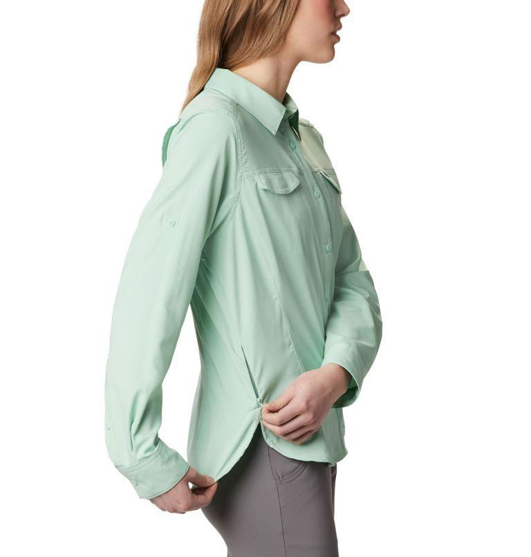 Silver Ridge™ Lite Long Sleeve Shirt | 384 | XL Women's Silver Ridge™ Lite Long Sleeve, New Mint, a4