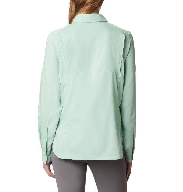 Silver Ridge™ Lite Long Sleeve Shirt | 384 | XL Women's Silver Ridge™ Lite Long Sleeve, New Mint, back