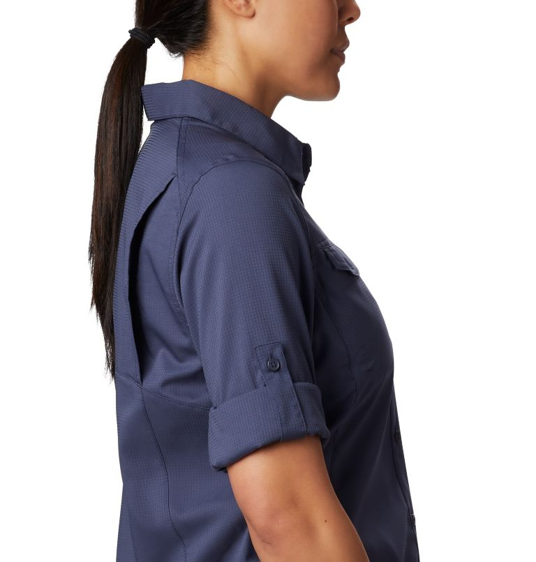 Silver Ridge™ Lite Long Sleeve Shirt | 466 | S Women's Silver Ridge™ Lite Long Sleeve, Nocturnal, a2