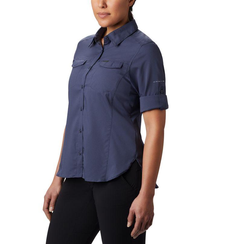 Silver Ridge™ Lite Long Sleeve Shirt | 466 | S Women's Silver Ridge™ Lite Long Sleeve, Nocturnal, a3